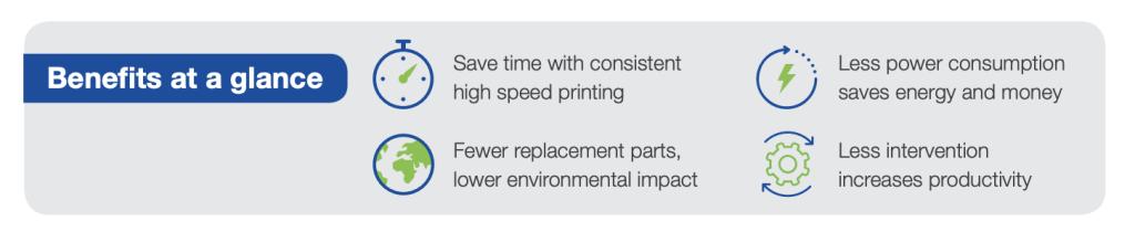 Epson office equipment benefits